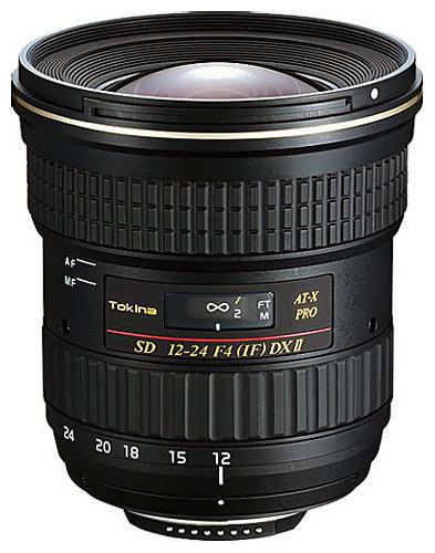 Tokina AT-X PRO AF 12-24mm f/4 DX II, baj. Canon