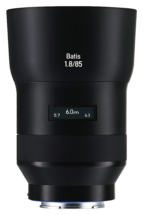 ZEISS Batis 85mm f/1.8 Sonnar T* Sony E-Mount