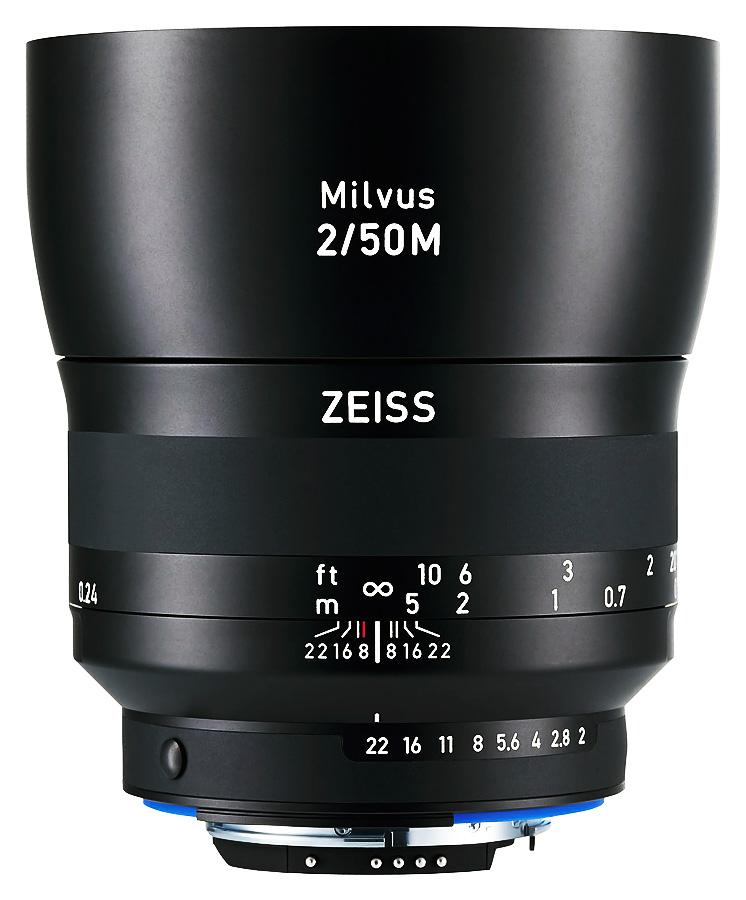 ZEISS Milvus 50mm f/2.0 ZF.2 Makro-Planar T*, Baj. Nikon