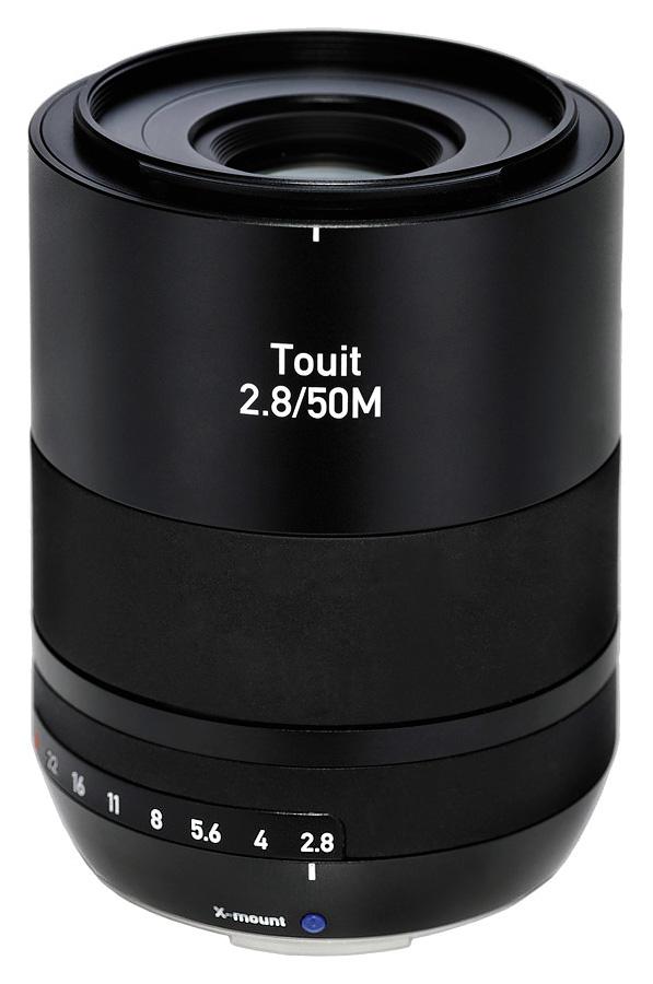 ZEISS Touit 50mm f/2.8 Macro-Planar T*, Baj. Fujifilm X