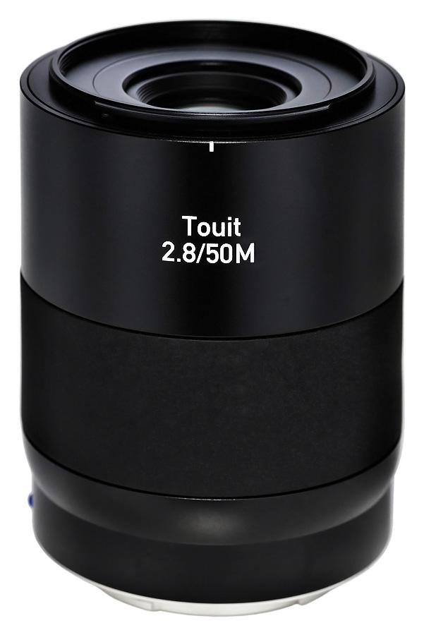 ZEISS Touit 50mm f/2.8 Macro-Planar T*, Baj. Sony E-Mount (APS-C)