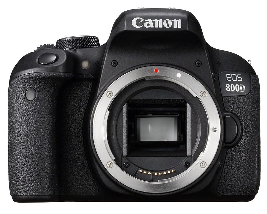 Canon EOS 800D - Telo