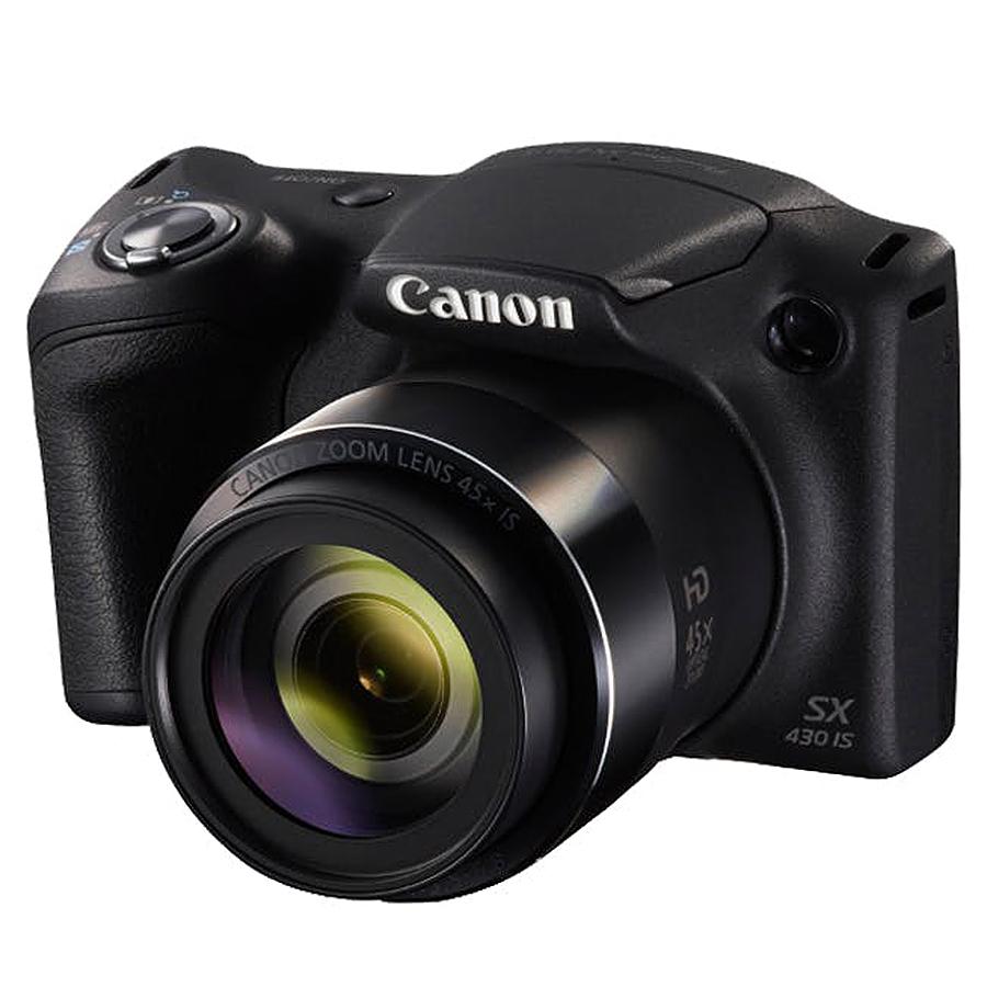 Canon PowerShot SX430 IS, Čierny
