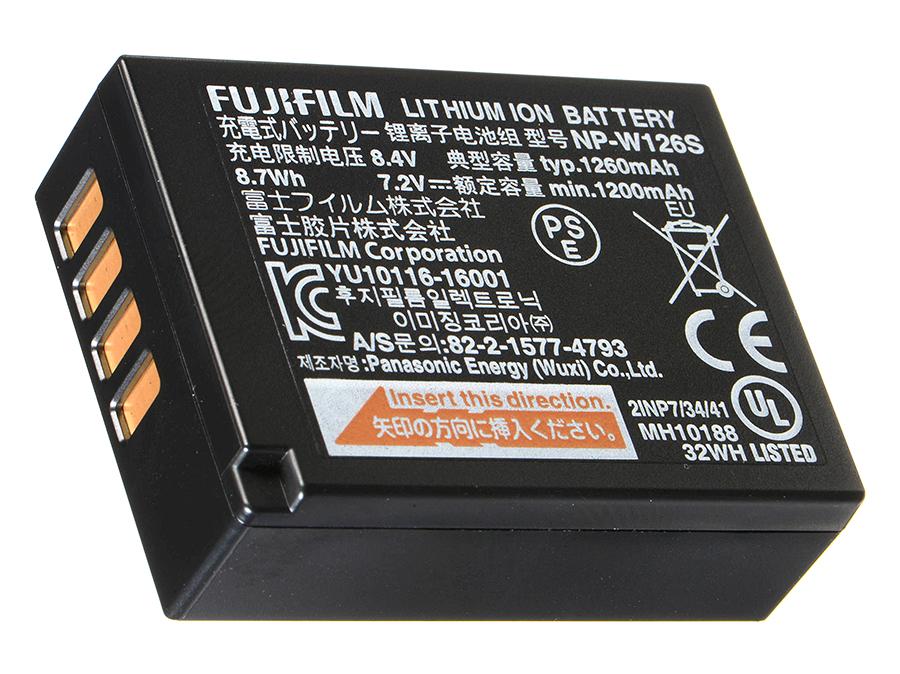 Fujifilm NP-W126S Akumulátor