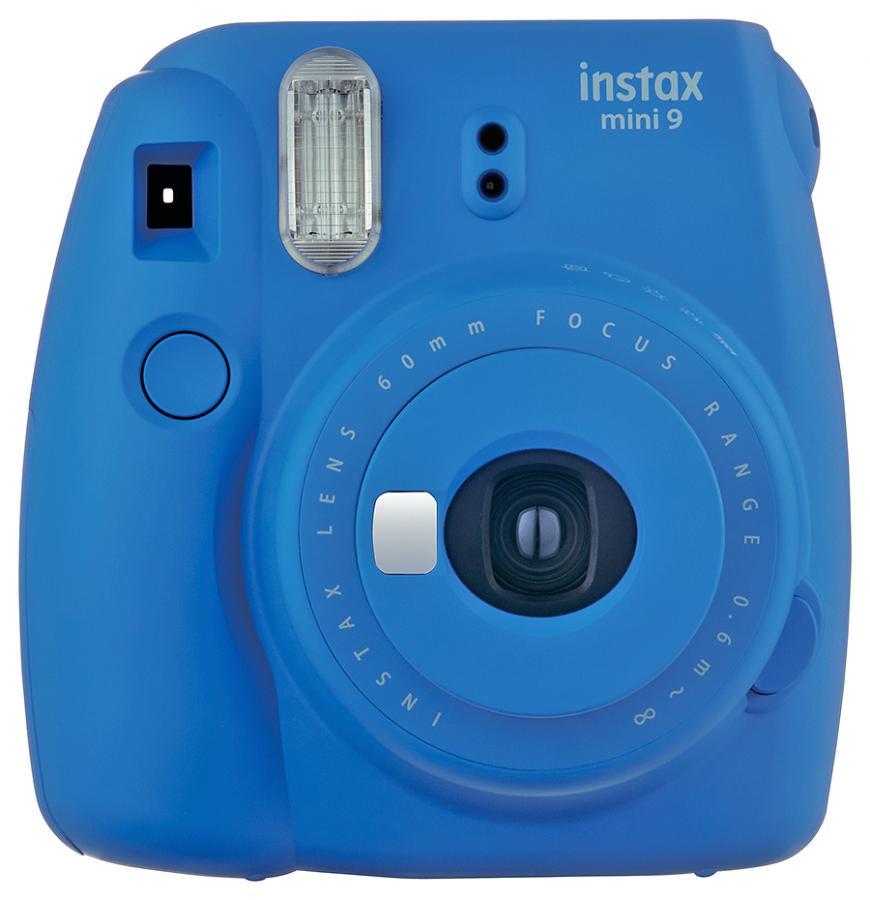 Fujifilm Instax Mini 9, modrý