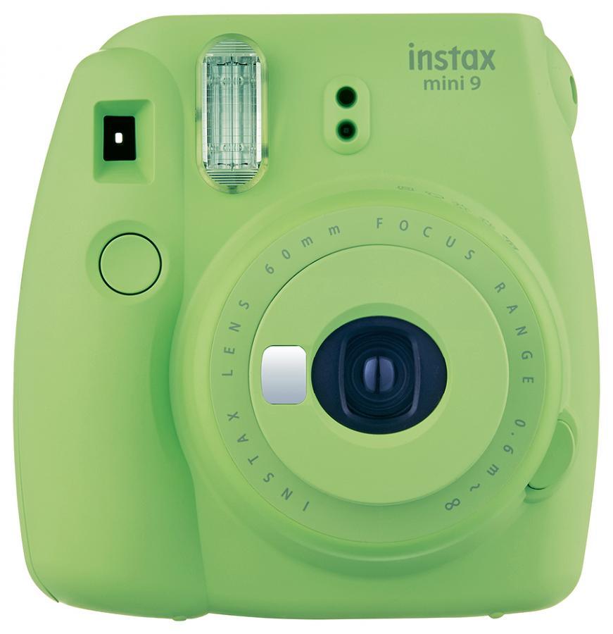Fujifilm Instax Mini 9, zelený