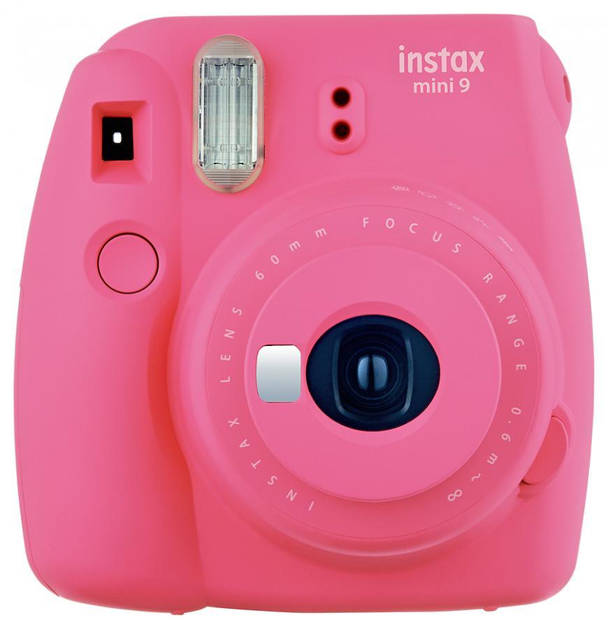 Fujifilm Instax Mini 9, ružový