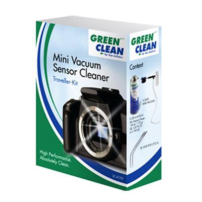 Green Clean Mini Vacuum Sensor Cleaner Traveller Kit