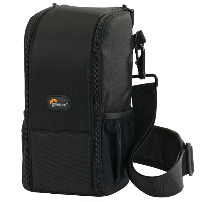 Lowepro S&F Lens Exchange Case 200 AW, Čierne