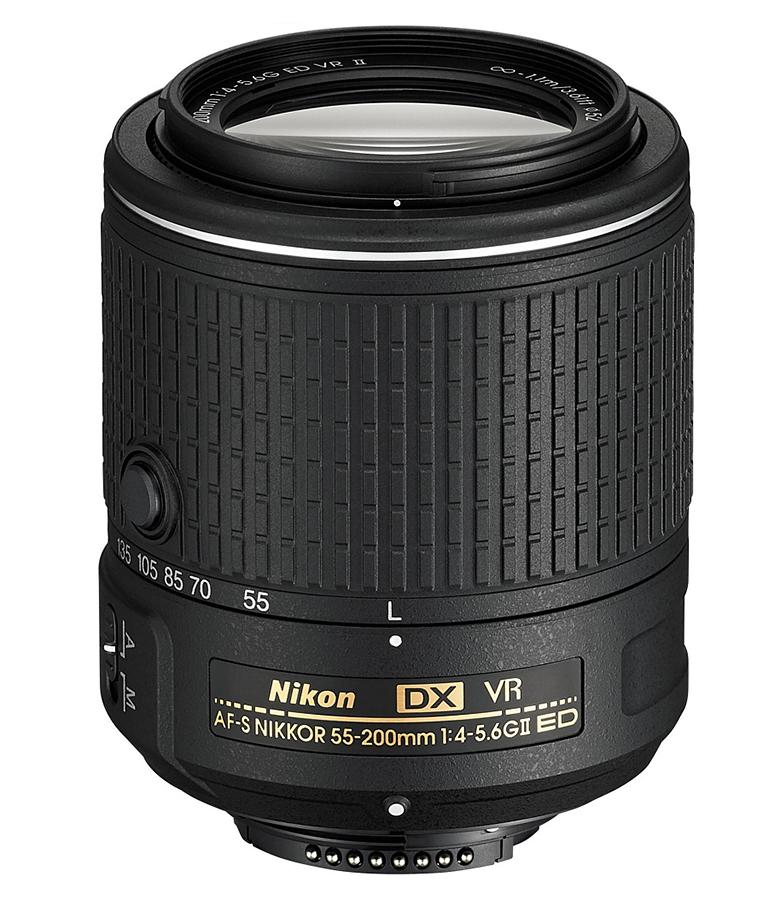 Nikon AF-S DX Nikkor 55-200mm f/4-5.6G IF-ED VR II