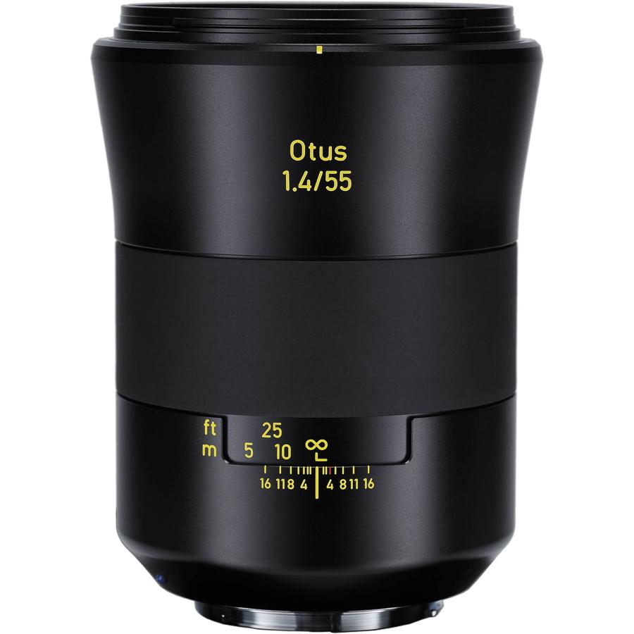 ZEISS Otus 55mm f/1.4 Apo Distagon T* ZE, Canon EF