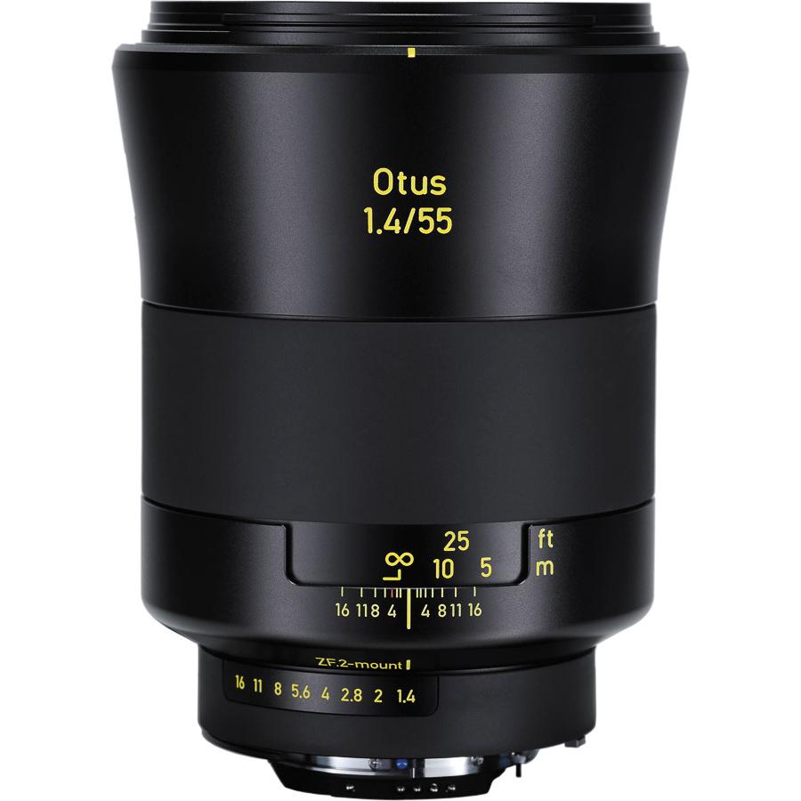 ZEISS Otus 55mm f/1.4 Apo Distagon T* ZF.2, Nikon F
