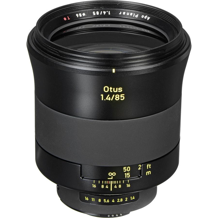 ZEISS Otus 85mm f/1.4 Apo Planar T* ZF.2, Nikon F