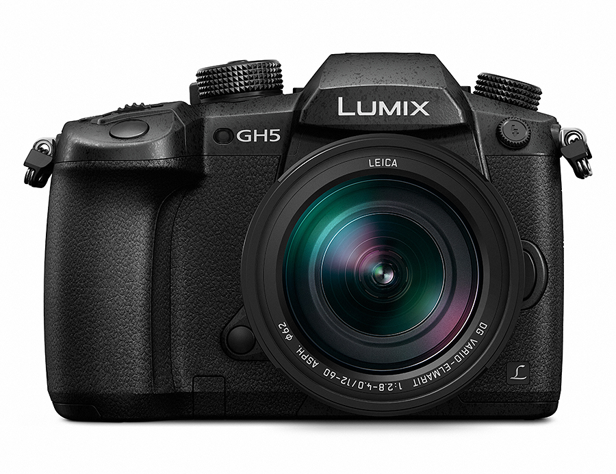 Panasonic Lumix DC-GH5 + Leica 12-60/2.8-4 ASPH, zľava na objektívy až do 500 €