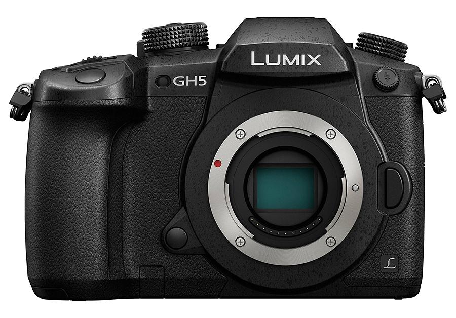 Panasonic Lumix DC-GH5, telo, zľava na objektívy až do 500 €