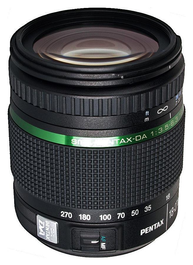 Pentax smc PENTAX-DA 18-270mm f/3.5-6,3 ED SDM