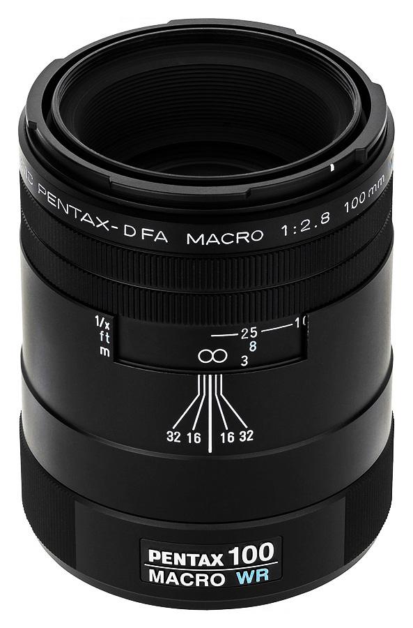 Pentax smc PENTAX-D FA 100mm f/2.8 Macro WR