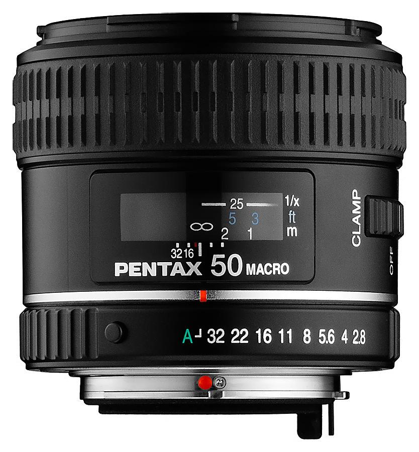 Pentax smc PENTAX-D FA 50mm f/2.8 Macro