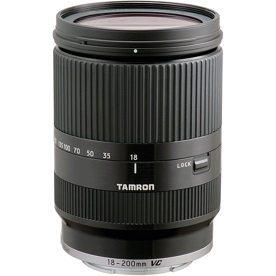 Tamron AF 18-200mm f/3.5-6.3 Di III VC, baj. Sony E (APS-C), Čierny