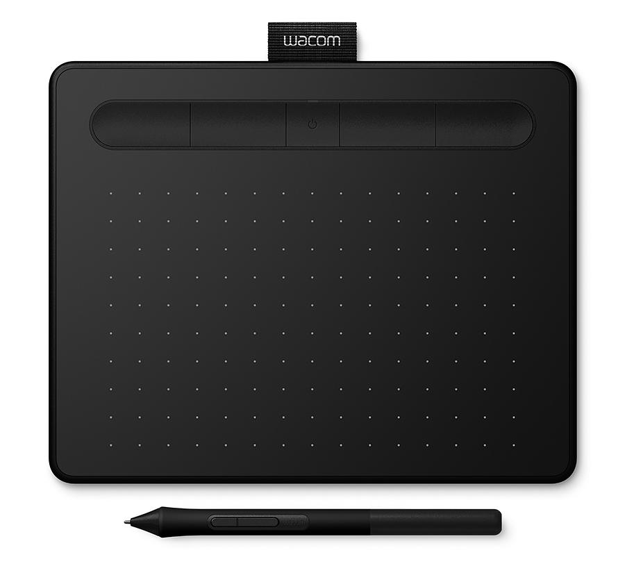 Wacom Intuos S Bluetooth, Čierny